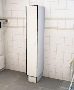 0085 1 TL 300 lockers 1 door Solid Grade Laminate