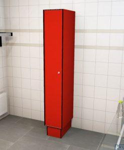 0210 1 TL 300 lockers 1 door Solid Grade Laminate
