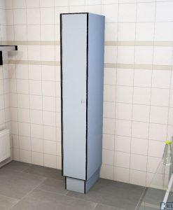 0718 1 TL 300 lockers 1 door Solid Grade Laminate