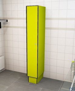 0725 1 TL 300 lockers 1 door Solid Grade Laminate