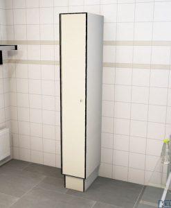 0733 1 TL 300 lockers 1 door Solid Grade Laminate