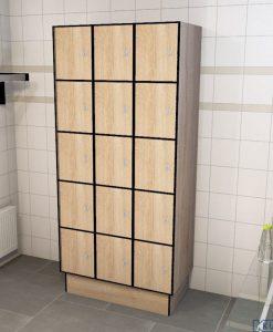 Solid Grade Laminate Locker