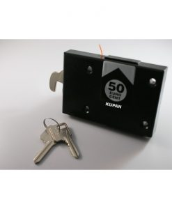 1 Assa Coin return lock with fixed cylinder